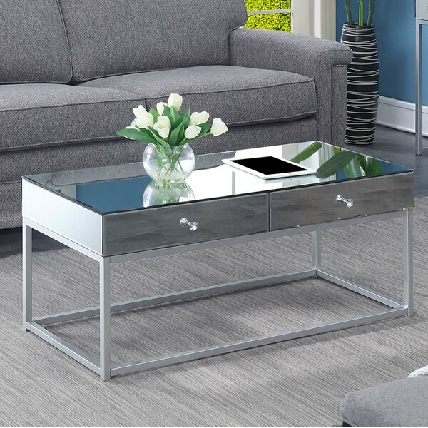 Garwood 3 Piece Coffee Table Set By Everly Quinn