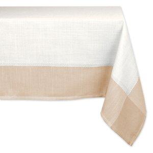 Poly Border Tablecloth