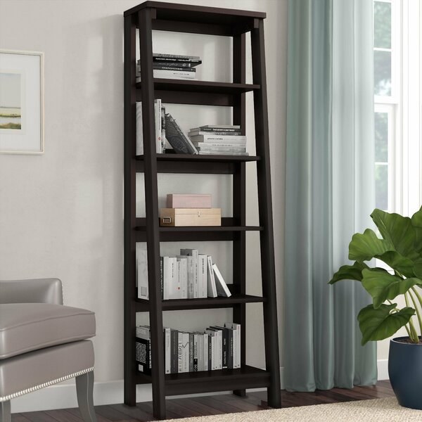 Massena Ladder Bookcase by Three PostsMassena Ladder Bookcase by Three Posts