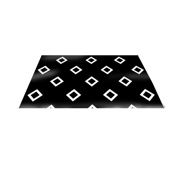 Band Black Area Rug by Manual Woodworkers & Weavers