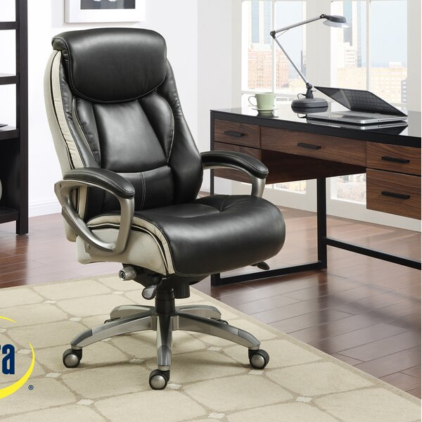 Tranquility Executive Chair by Serta at Home