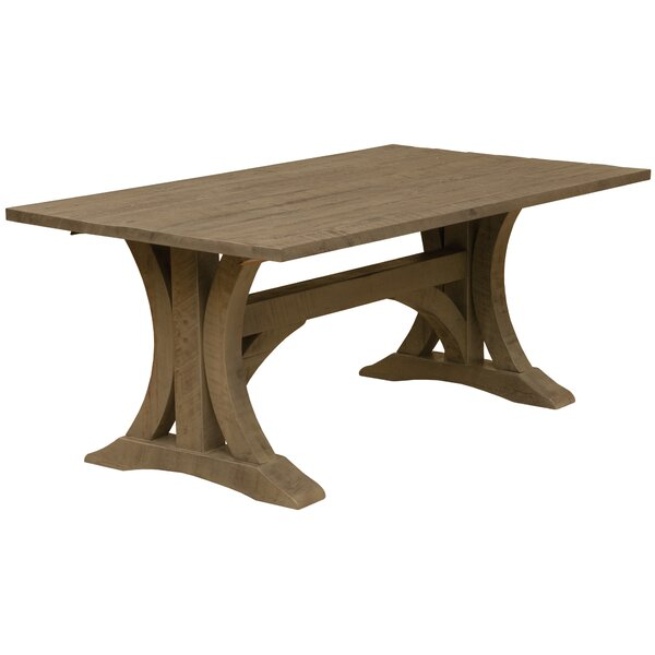 Devereaux Dining Table by Union Rustic Union Rustic