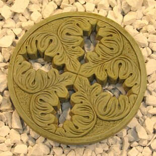 Acanthus Leaf Stepping Stone