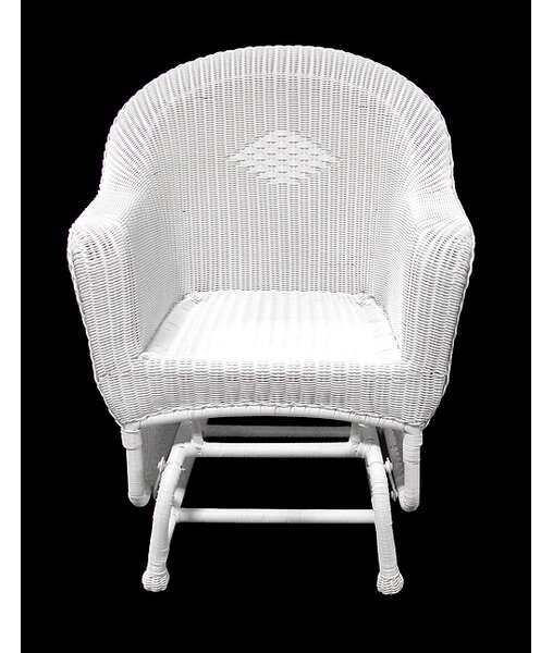 Resin Patio Dining Chair by LB International