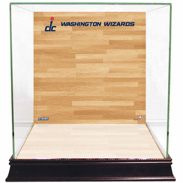 Basketball Court Background Case by Steiner Sports