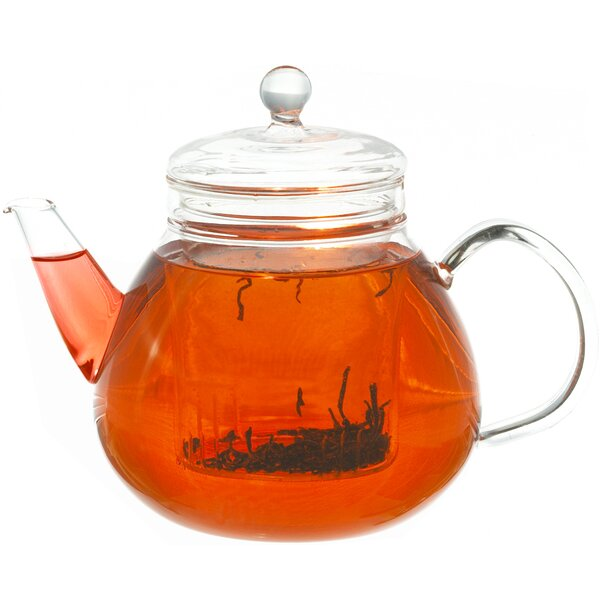 Glasgow 1.06-qt. Teapot by Grosche