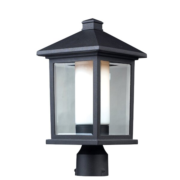 Outdoor 1-Light Lantern Head by Andover Mills