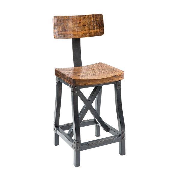 Caseareo Bar Stool by Trent Austin Design