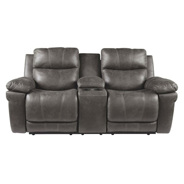 Rita Reclining Loveseat by Red Barrel Studio