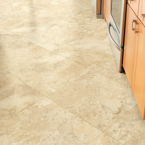 Centennial Tile 18 x 18 x 2mm Luxury Vinyl Tile in Exhibit by Shaw Floors