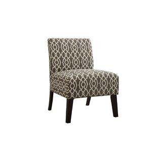 Rhee Dorris Fabric Parsons Chair