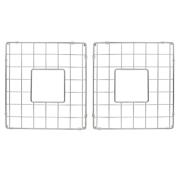 14 x 16 Sink Grid (Set of 2) by Nantucket Sinks