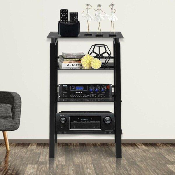 Burgaw Standard Bookcase By Ebern Designs