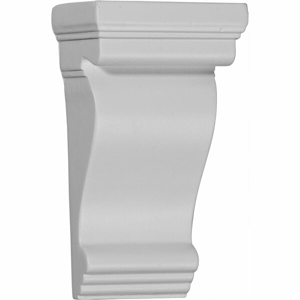 Norwich 6 1/8H x 3 1/2W x 2 1/4D Pilaster Corbel by Ekena Millwork