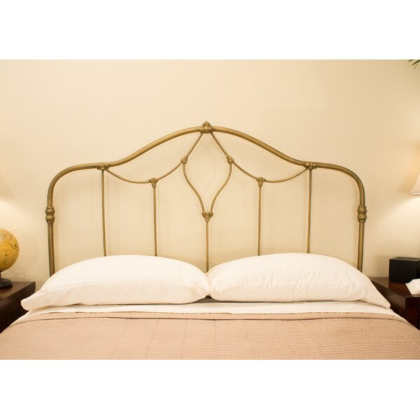 Clayton Slat Headboard by Benicia Foundry and Iron Works