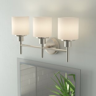 Comparison Buckleys 3-Light Vanity Light By Zipcode Design