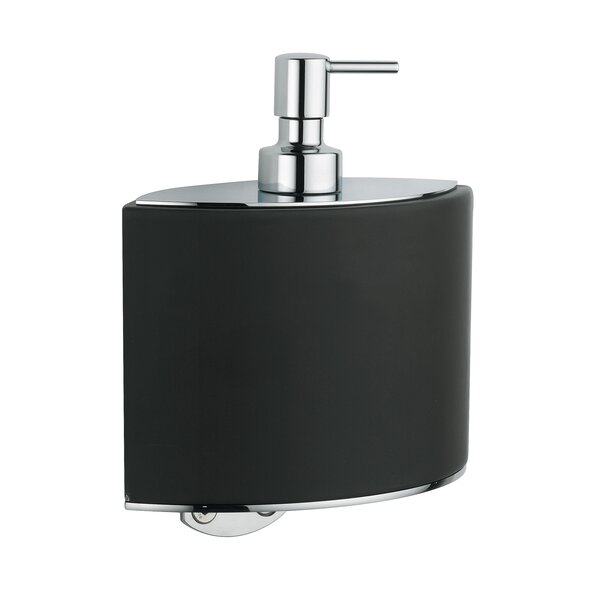 Glam Wall Mount Soap Dispenser by WS Bath Collections