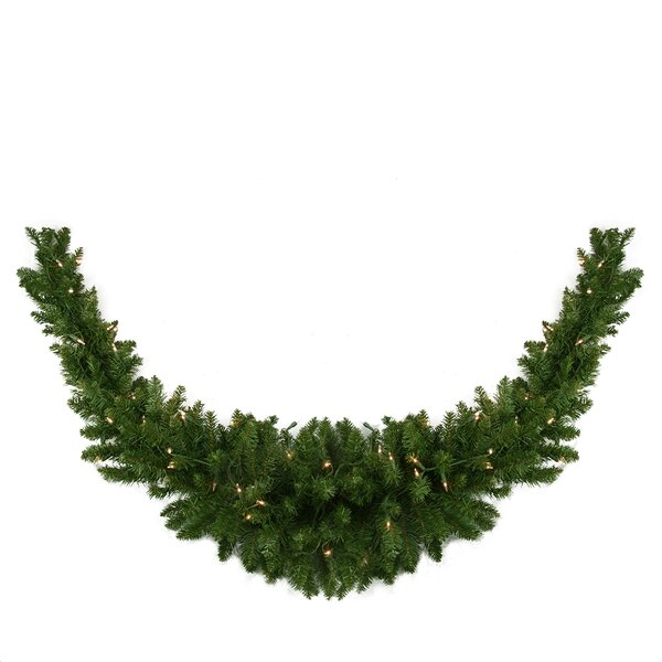 Eastern Pine Artificial Garland by Northlight Seasonal