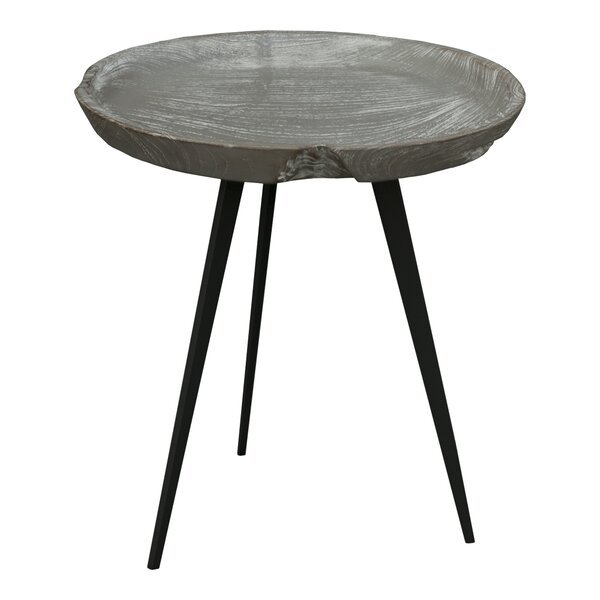 Aayush End Table by Union Rustic