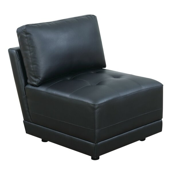 Chiasson Slipper Chair by Ebern Designs