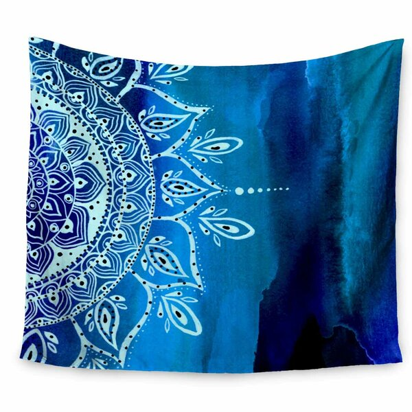 Li Zamperini At Night Mandala Tapestry and Wall Hanging by East Urban Home