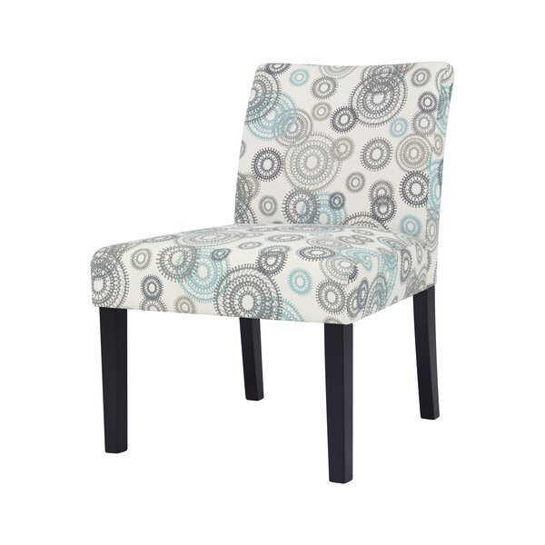 Highwoods Slipper Chair by Andover Mills