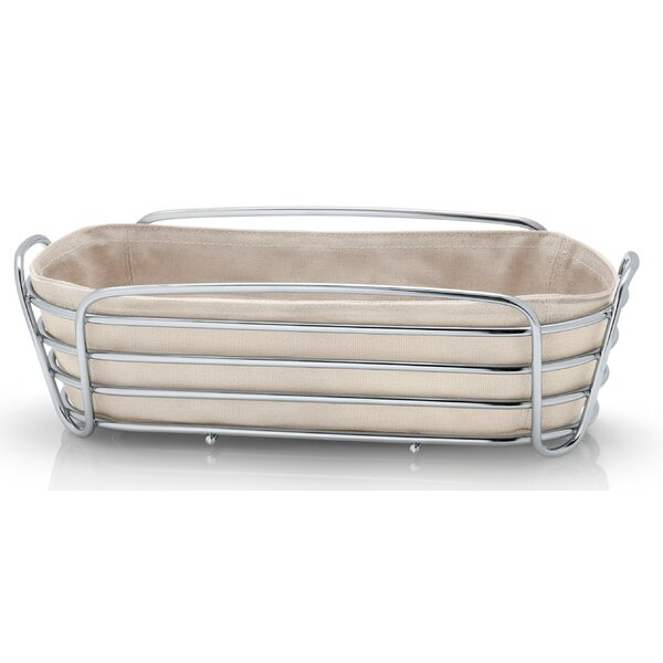 Delara Bread Basket by Blomus