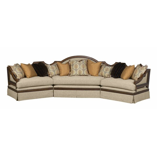 Sabrina Sectional by Benetti's Italia