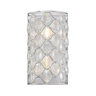 Best Reviews Neeson 2-Light Flush Mount By House of Hampton