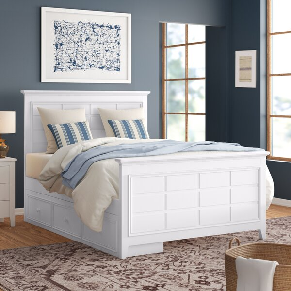 Poulan Storage Standard Bed by Three Posts Baby & Kids