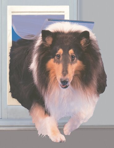 Extra Large Patio Pet Door by Ideal Pet Products