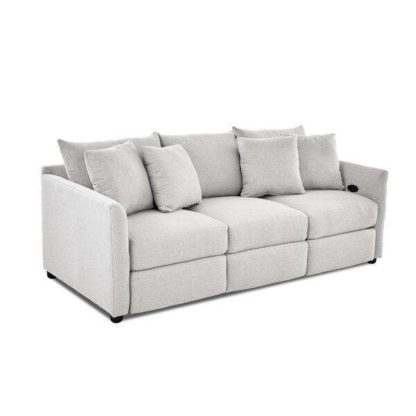 Georgia Reclining Sofa by Wayfair Custom Upholstery™