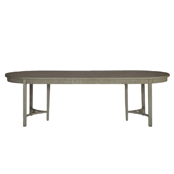 Whitlock Extendable Solid Wood Dining Table by Gabby Gabby