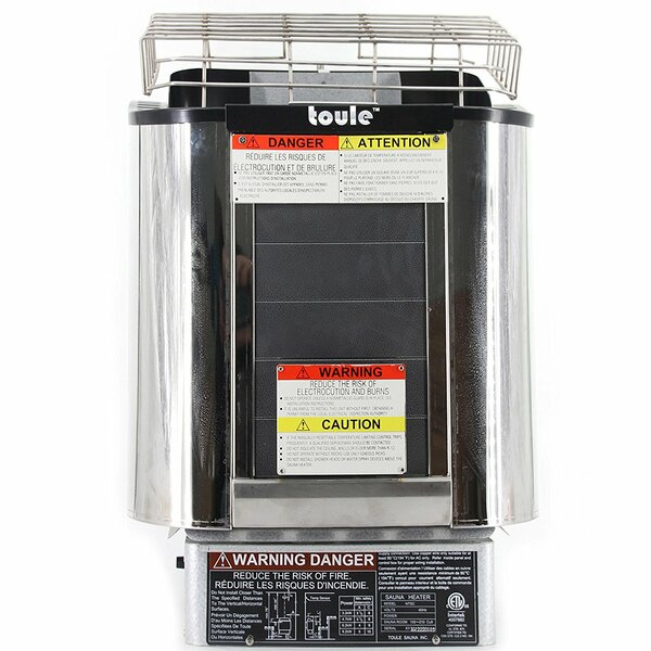 Toule Stove Room Sauna Heater by ALEKO