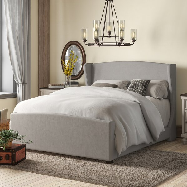 Giulio Upholstered Standard Bed by Birch Lane™ Heritage