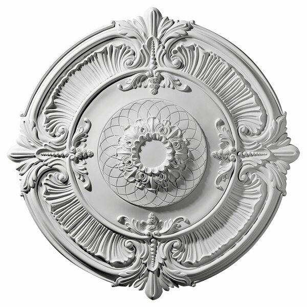 Attica 39 1/2H x 39 1/2W x 2 1/2D Ceiling Medallion by Ekena Millwork