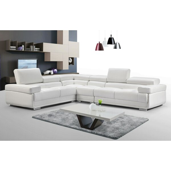 Wychwood Reversible Modular Sectional by Orren Ellis