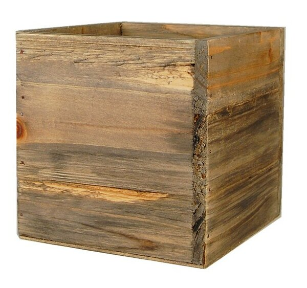 Wood Planter Box (Set of 24) by CYS-Excel