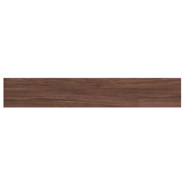 Naturalia Ciliegio 6 x 36 Porcelain Wood Look Tile in Brown by Casa Classica