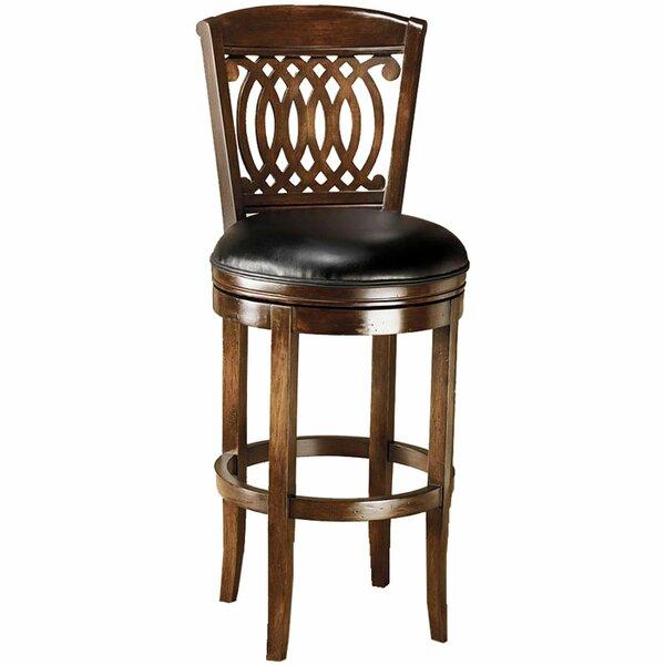 Vienna 30 Swivel Bar Stool by Hillsdale Furniture