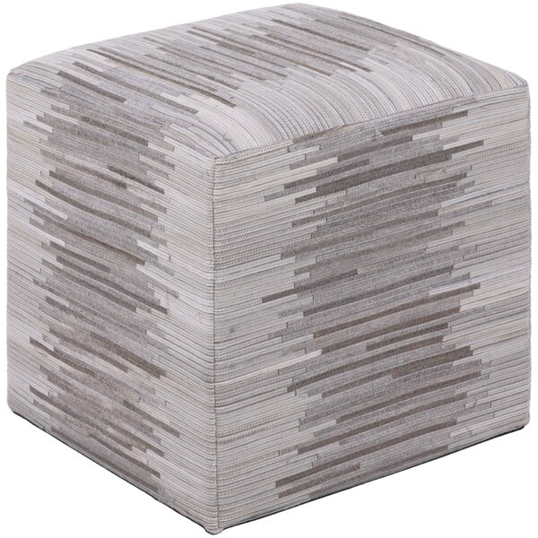 Bewley Cube Ottoman by Williston Forge
