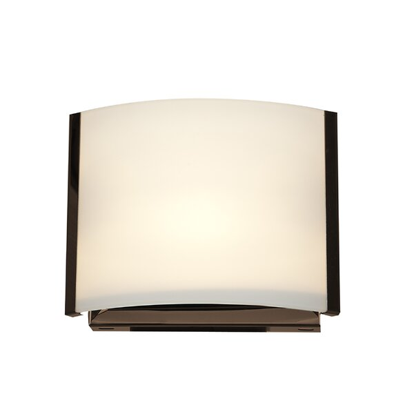 Terrazas 1-Light Bath Sconce by Latitude Run
