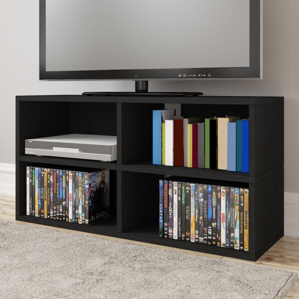 Review Toller TV Stand For TVs Up To 43