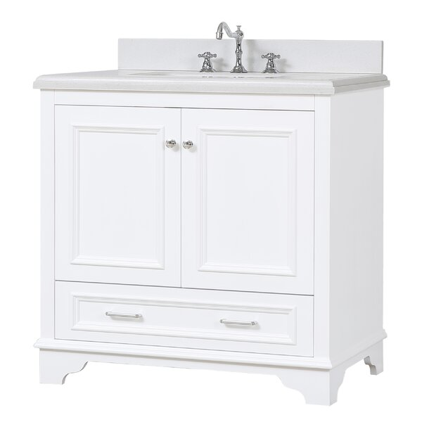 Nantucket 36 Single Bathroom Vanity Set by Kitchen Bath Collection