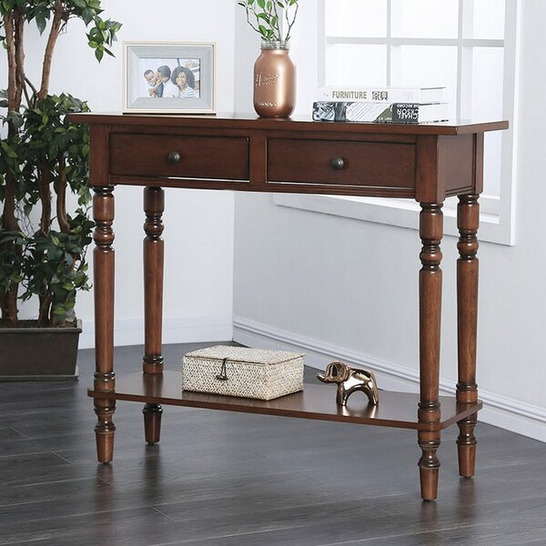Armstead Console Table by Charlton Home Charlton Home
