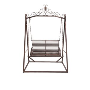 metal garden swing with stand - Metal Swing Frame