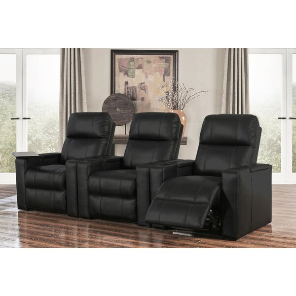 Home Theater Row Seating (Set Of 3) By Ebern Designs