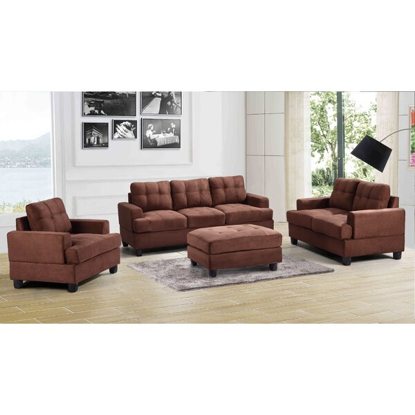 Rathulf Configurable Living Room Set By Ebern Designs