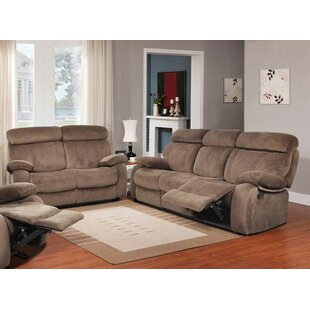 Walden Reclining 2 Piece Living Room Set Beverly Fine Furniture