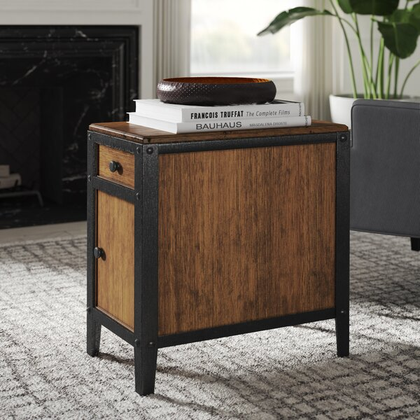 Beckfield End Table With Storage By Trent Austin Design